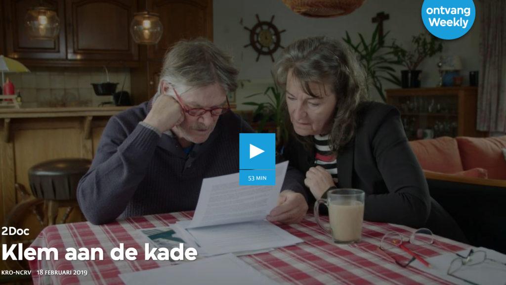 Klem aan de kade - docu - woonarkbewoners - Amsterdam